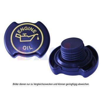Verschluss, Öleinfüllstutzen -- AKS DASIS, Material: 6, Neuteil: ...