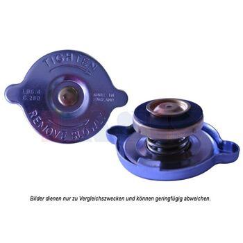 Verschlussdeckel, Kühler -- AKS DASIS, Druck [psi]: 4, Druck [bar]: 0,3...