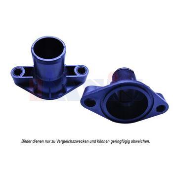 Verschlußdeckel, Kühler -- AKS DASIS, Spezifikation: O-Ring...