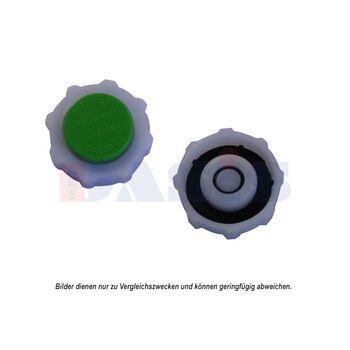 Verschlussdeckel, Kühler -- AKS DASIS, Druck [psi]: 23,2...