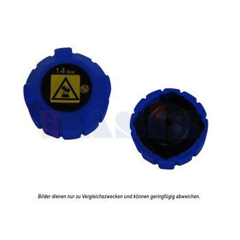 Verschlussdeckel, Kühler -- AKS DASIS, Druck [psi]: 21,8...
