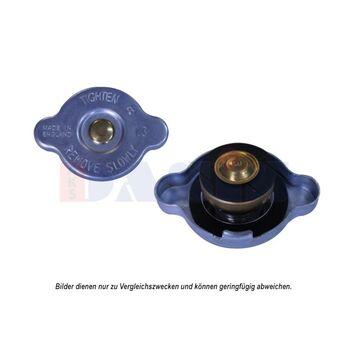 Verschlussdeckel, Kühler -- AKS DASIS, Druck [psi]: 19, Druck [bar]: 1,3...