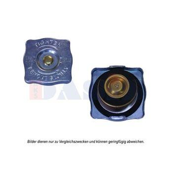 Verschlussdeckel, Kühler -- AKS DASIS, Druck [psi]: 7, Druck [bar]: 0,5...