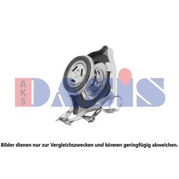 Verschlussdeckel, Kühler -- AKS DASIS, Druck [psi]: 10, Druck [bar]: 0,7...