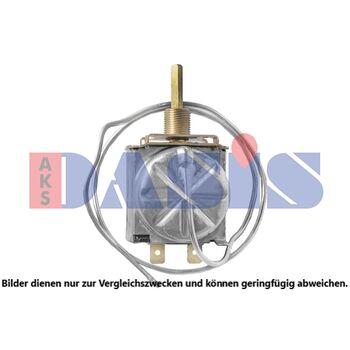 Sensor, Innenraumtemperatur -- AKS DASIS