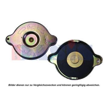 Verschlussdeckel, Kühler -- AKS DASIS, Spezifikation: Drucklos...