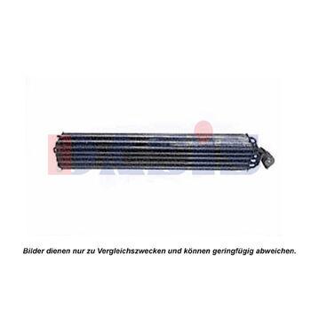 Verdampfer, Klimaanlage -- AKS DASIS, Netzmaße: 622x95x83, Neuteil: ...