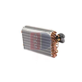 Verdampfer, Klimaanlage -- AKS DASIS, MERCEDES-BENZ, Stufenheck (W124),...