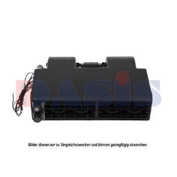 Verdampfer, Klimaanlage -- AKS DASIS, Spannung [V]: 24...