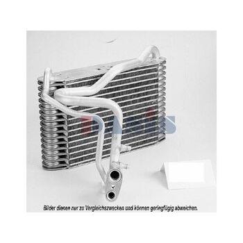 Verdampfer, Klimaanlage -- AKS DASIS, AUDI, 80 (8C, B4), (89, 89Q, 8A,...