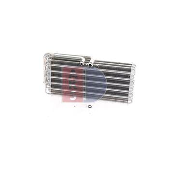 Verdampfer, Klimaanlage -- AKS DASIS, PORSCHE, 911 (993), Cabriolet...