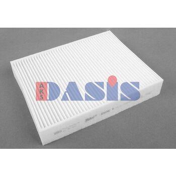 Filter, Innenraumluft -- AKS DASIS, BMW, 1 (F20), 3 (F30, F80), (F21)...