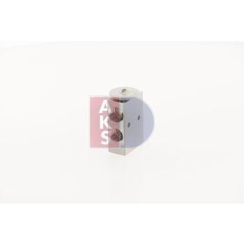 Expansionsventil, Klimaanlage -- AKS DASIS, JEEP, CHEROKEE (XJ)...