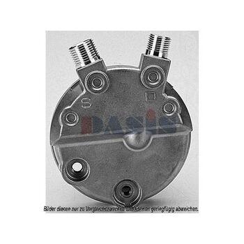 Zylinderkopf, Kompressor -- AKS DASIS, Herstellereinschränkung: Seltec...
