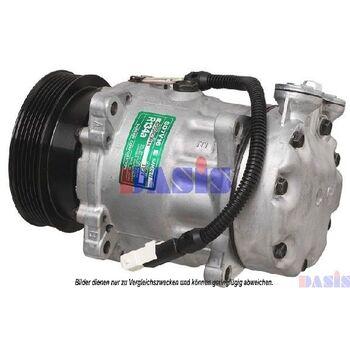 Kompressor, Klimaanlage -- AKS DASIS, Gewicht [kg]: 7,275...