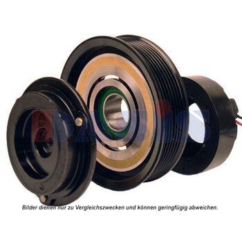Magnetkupplung, Klimakompressor -- AKS DASIS, JEEP, GRAND CHEROKEE I...