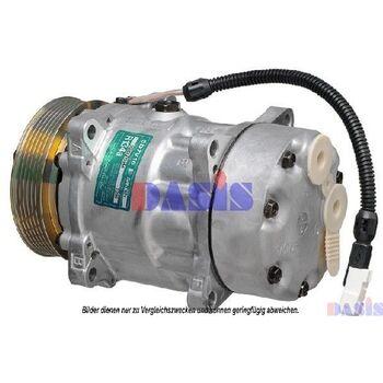 Kompressor, Klimaanlage -- AKS DASIS, Gewicht [kg]: 7,2...