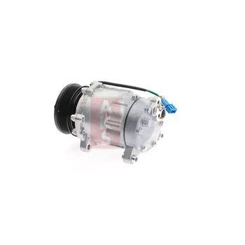 Kompressor, Klimaanlage -- AKS DASIS, VW, SEAT, LUPO (6X1, 6E1), POLO...