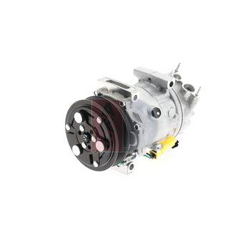 Kompressor, Klimaanlage -- AKS DASIS, CITROËN, PEUGEOT, BERLINGO (B9),...