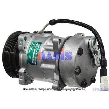 Kompressor, Klimaanlage -- AKS DASIS, PEUGEOT, CITROËN, 205 II...