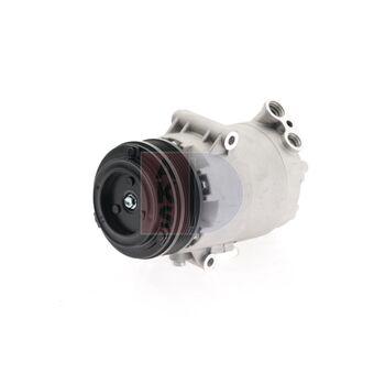 Kompressor, Klimaanlage -- AKS DASIS, OPEL, VAUXHALL, CORSA B (73_,...