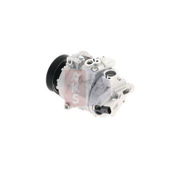 Kompressor, Klimaanlage -- AKS DASIS, VW, AUDI, SKODA, SEAT, PROTON,...