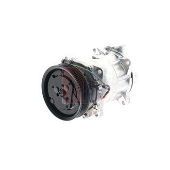 Kompressor, Klimaanlage -- AKS DASIS, PEUGEOT, CITROËN, 206 Schrägheck...