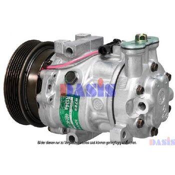 Kompressor, Klimaanlage -- AKS DASIS, LANCIA, FIAT, LYBRA SW (839BX), ...