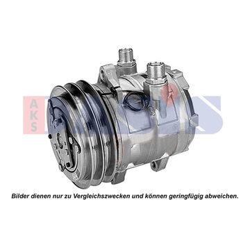Kompressor, Klimaanlage -- AKS DASIS, Herstellereinschränkung: Seltec...
