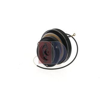 Magnetkupplung, Klimakompressor -- AKS DASIS, Gewicht [kg]: 2...