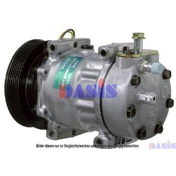 Kompressor, Klimaanlage -- AKS DASIS, SAAB, 9000 Schrägheck...