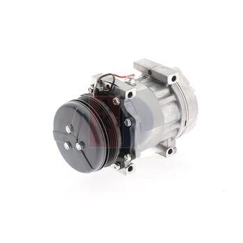 Kompressor, Klimaanlage -- AKS DASIS, Spannung [V]: 12...