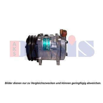 Kompressor, Klimaanlage -- AKS DASIS, Herstellereinschränkung: Sanden...