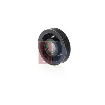 Spule, Magnetkupplung-Kompressor -- AKS DASIS, Spannung [V]: 24...