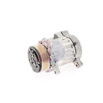 Kompressor, Klimaanlage -- AKS DASIS, VW, SEAT, SKODA, POLO (6N1), ...