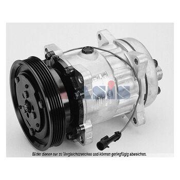 Kompressor, Klimaanlage -- AKS DASIS, FIAT, DUCATO Kasten (230L), ...