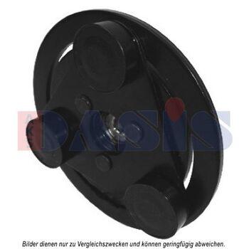 Mitnehmerscheibe, Magnetkupplung-Kompressor -- AKS DASIS...