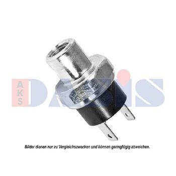 Druckschalter, Klimaanlage -- AKS DASIS, Anschlussgewinde: F, Neuteil: ...