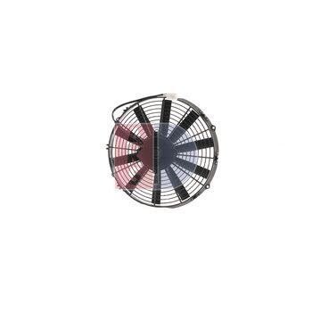 Lüfter, Klimakondensator -- AKS DASIS, Spannung [V]: 24...