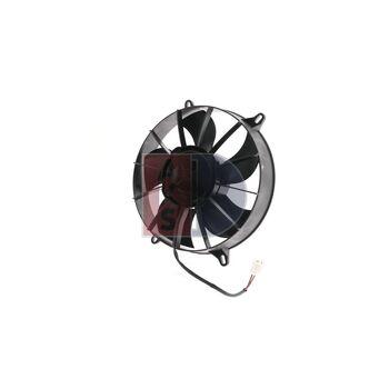 Lüfter, Motorkühlung -- AKS DASIS, Spannung [V]: 12...