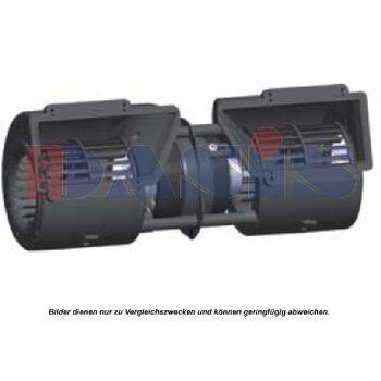 Innenraumgebläse -- AKS DASIS, Ausstattungsvariante: Auslass: 60x135mm...