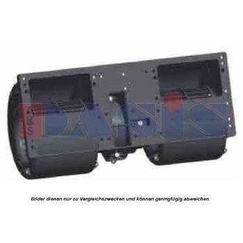 Innenraumgebläse -- AKS DASIS, Ausstattungsvariante: Auslass: 60x104mm...