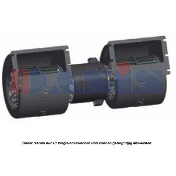 Innenraumgebläse -- AKS DASIS, Ausstattungsvariante: Auslass: 45x 99mm...