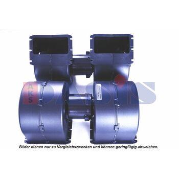 Innenraumgebläse -- AKS DASIS, Ausstattungsvariante: Auslass: 55x115mm...