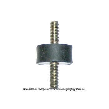 Schwingungsdämpfer -- AKS DASIS, Durchmesser [mm]: 30, Länge [mm]: 21...