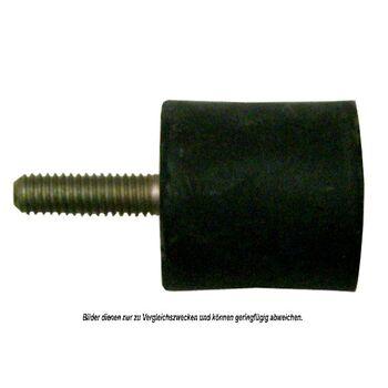 Schwingungsdämpfer -- AKS DASIS, Durchmesser [mm]: 10, Länge [mm]: 10...