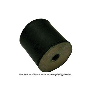 Schwingungsdämpfer -- AKS DASIS, Durchmesser [mm]: 30, Höhe [mm]: 20...