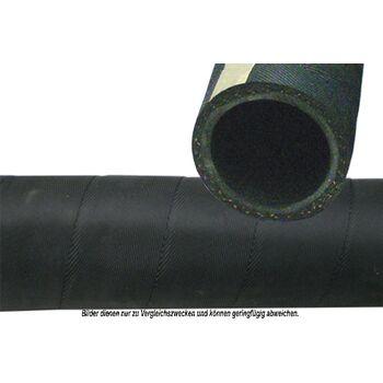 Kühlerschlauch -- AKS DASIS, Durchmesser [mm]: 25, Länge [mm]: 900...