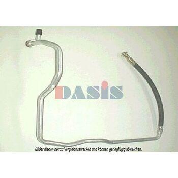 Hochdruck-/Niederdruckleitung, Klimaanlage -- AKS DASIS...