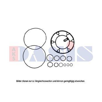 Dichtring, Kompressor -- AKS DASIS, Herstellereinschränkung: Harrison...
